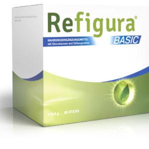 Packung von Refigura Basic 90 Sticks
