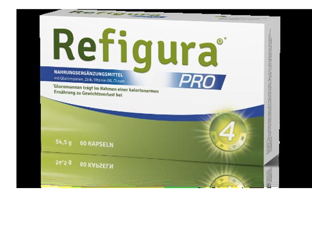 Packshot von Refigura Pro 60